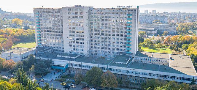 """УМБАЛ """"Св. Марина"""" ЕАД – Варна Европейското лице на Българското здравеопазване"""