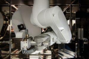 Робот за разтваряне на цитостатици