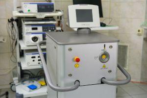 Лазерен литотриптeр - Клиника по урология