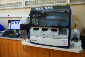 Автоматизирана система за имунохистохимично оцветяване