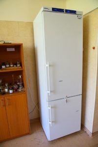 Лабораторен хладилник фризер
